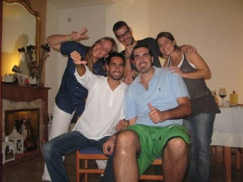 Cena con FemUnStop y elPixelViajero
