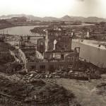 Estado en el que quedó la ciudad tras el lanzamiento de la Bomba Atómica