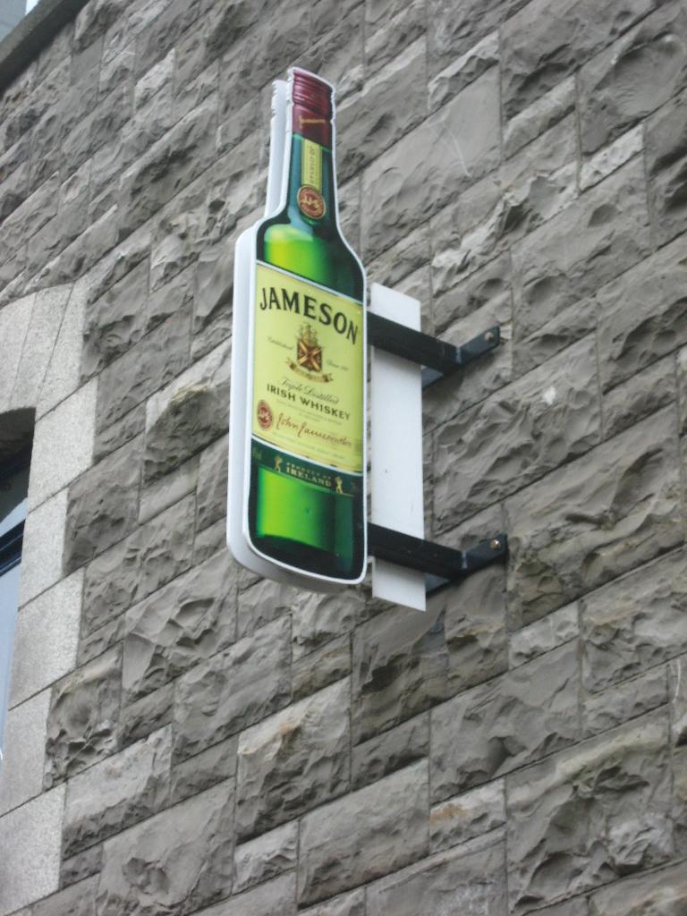 Destilería Jameson, Dublín (Irlanda) @quique cardona
