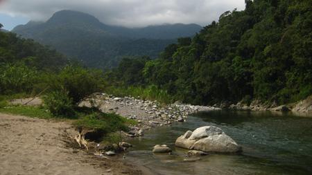 Vista de Pico Bonito