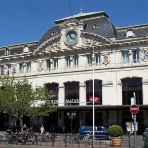 De Toulouse a Barcelona en tren