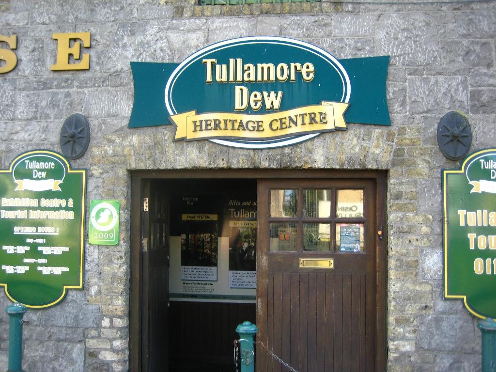 Tullamore Dew, Irlanda @quique cardona