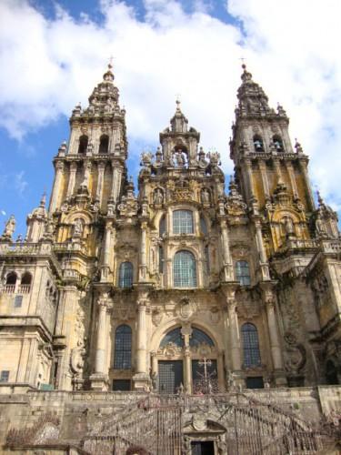 Catedral de Santiago de Compostela al final del camino @ Héctor