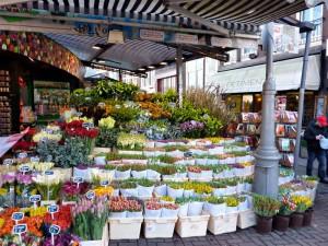 Florístería en Bloemenmarkt