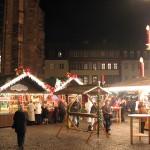 Mercadillo navideño de Heidelberg