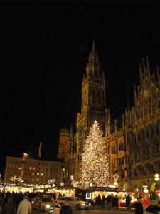 Mercadillo de Navidad de Munich
