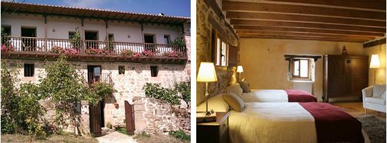 La Caléndula, casa rural en Burgos