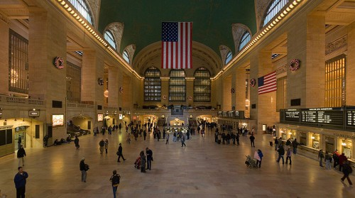 Grand Central Station de Nueva York