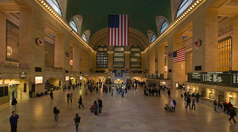 Grand Central Station de Nueva York