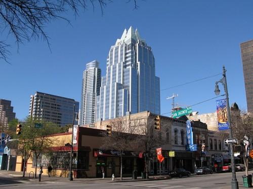 Calle de Austin, Texas