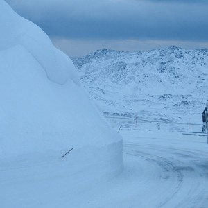 Cómo conducir por la nieve y cómo poner las cadenas en las ruedas