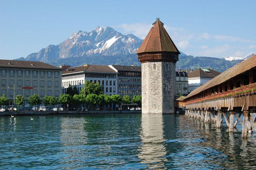 Puente de Luzerna