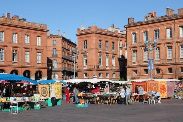 Toulouse - Le Capitoile