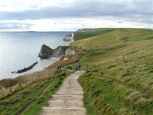 Jurassic Coast Trail