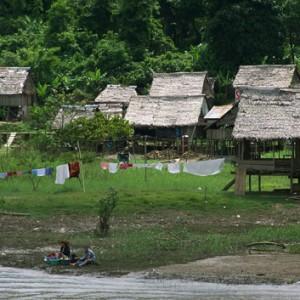 Navegando el Amazonas