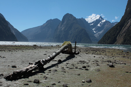 Milford Sound (Nueva Zelanda) @3viajes