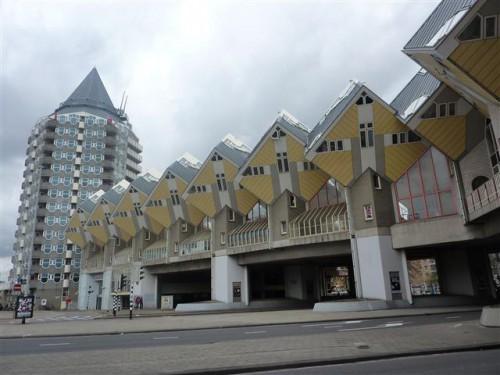 Casas Cúbicas (Rotterdam)