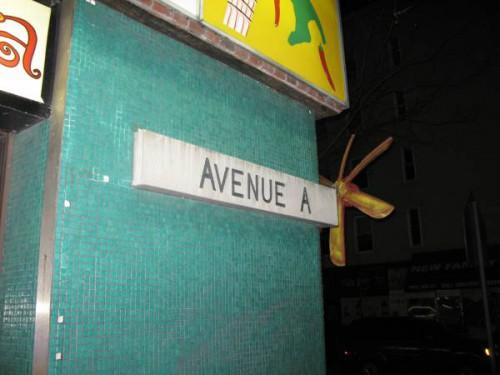 Alphabet district de Nueva York