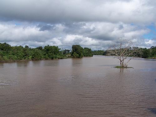 El río que arrasa