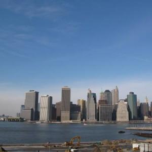 Manhattan desde Brooklyn