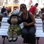 Haciendo amigos en Buenos Aires @3viajes