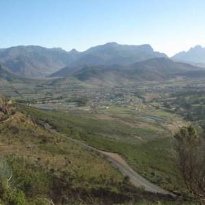 Cata de vinos en Franschhoek Sudáfrica