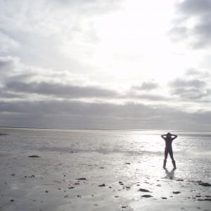 mar del norte @the netherlands