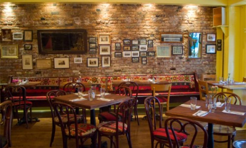 Restaurante Kafana @zagat