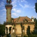 El Capricho de Gaudí de Cantabria @Wikipedia