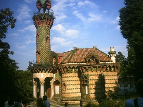 El Capricho de Gaudí de Comillas @Wikipedia