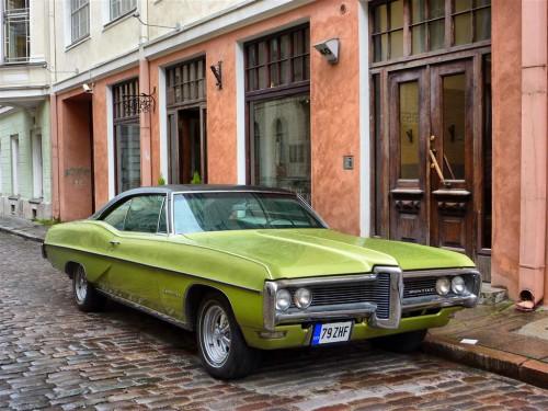 Pontiac en Tallin (Estonia)