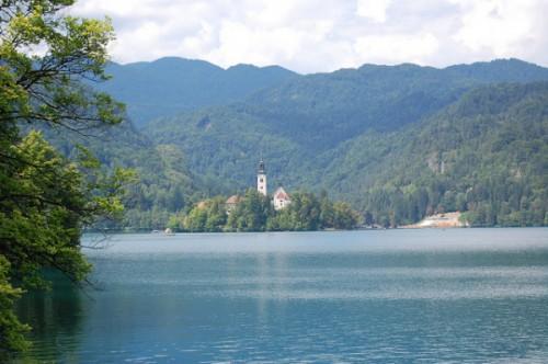 Bled y su lago