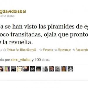 Tweet de David Bisbal @ http://yfrog.com/h4ebqdyj