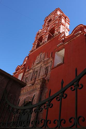 Sincretismo cultural y religioso en Potosí @3viajes
