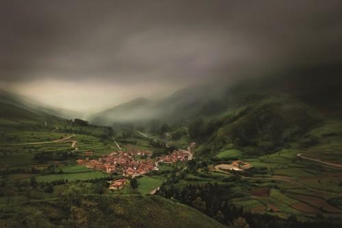 Valle de Cabuérniga @Cantabria