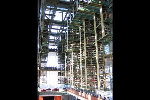 Biblioteca José Vasconcelos de México DF