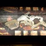 Plano de la cueva de Montecastillo @3viajes