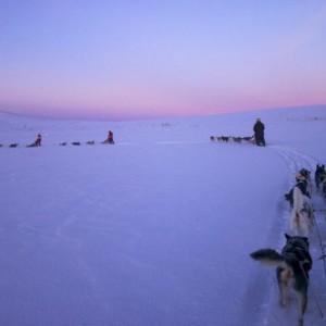 Rumbo hacia Laponia sueca