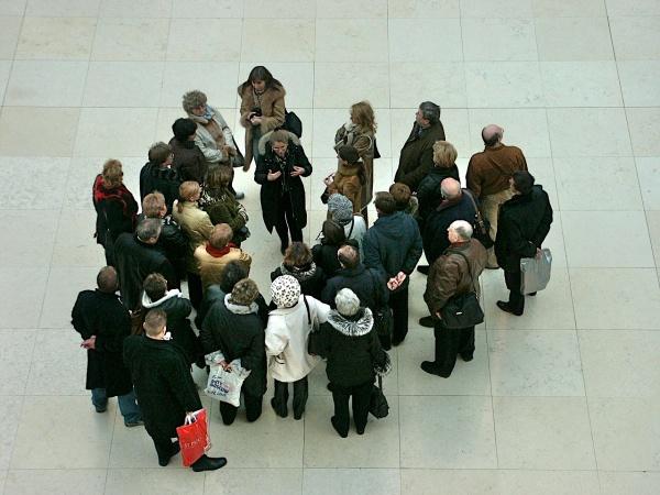 Visita guiada en el British Museum