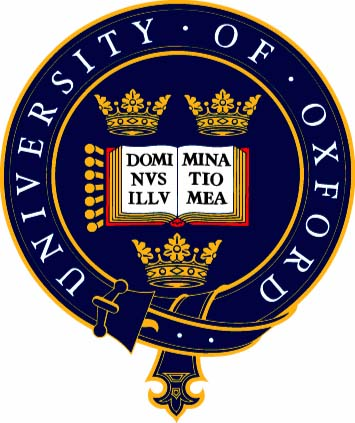 Escudo de la Universidad de Oxford
