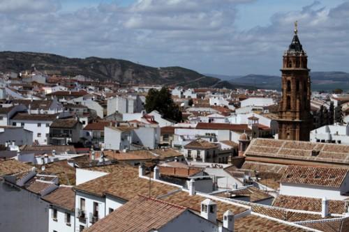 Vista de Antequera