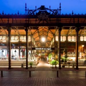 El mercado de San Miguel de Madrid, lugar de culto