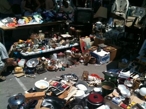 Mercado dels Encants Vells de Barcelona