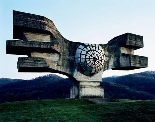 Monumento comunista de Podgaric