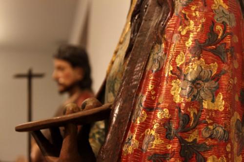 Santa Lucía en el Museo de Antequera