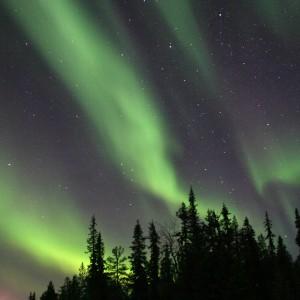 Cómo fotografiar la aurora boreal en Laponia