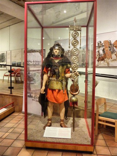 Museo romano de Caerleon