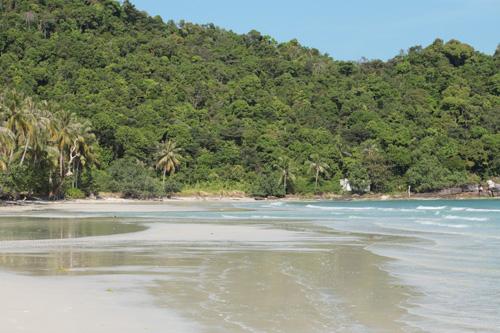 Playa en Phu Quoc