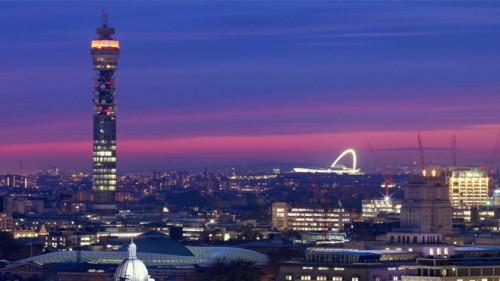 Estadio de Wembley en Londres