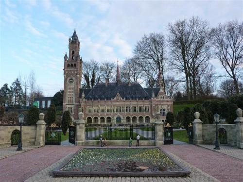 Palacio de la Paz (La Haya)